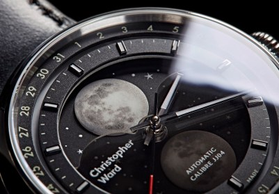 Christopher Ward C1 Moonglow Watch Celebrates 50th Anniversary Of The Moon Landing Watch Releases