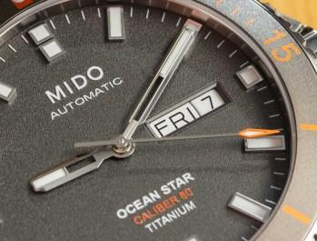Mido Ocean Star Titanium Watch Review Wrist Time Reviews