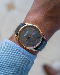 Updated Parmigiani Fleurier Tonda 1950 Watch Hands-On Hands-On