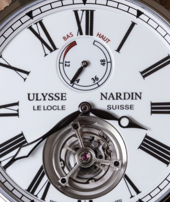 Ulysse Nardin Marine Tourbillon Watch Review Wrist Time Reviews