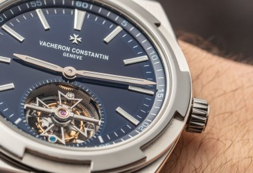 Vacheron Constantin Overseas Tourbillon Watch Hands-On Hands-On