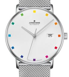 Junghans FORM A Watch Is An Homage To The Color Wheel Watch Releases