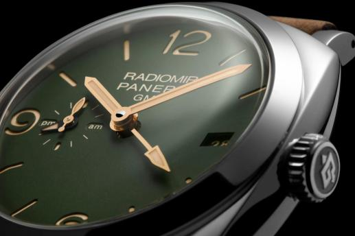 Panerai Announces New Green Dial Radiomir Watch Collection Watch Releases