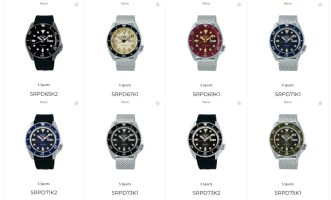 Seiko 5 Sports Watch Collection Completely Revised For 2019 Seiko Watch Releases