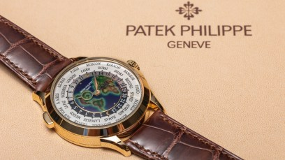 Hands-On: Patek Philippe World Time 5231J Watch Hands-On