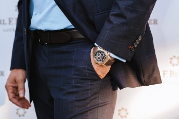 Carl F. Bucherer Patravi Scubatec Makes Its Debut In Los Angeles Shows & Events