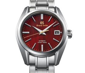 Grand Seiko Heritage Collection SBGH269 Limited Edition Watch Celebrating The Colors of Fall Watch Releases