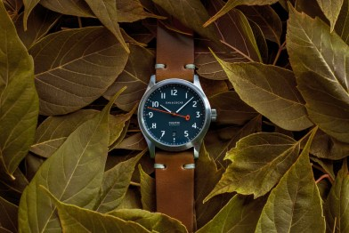 Introducing The Oak & Oscar Olmsted 38 Field Watch Watch Releases