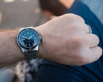 Baltic Aquascaphe Watch Review Wrist Time Reviews