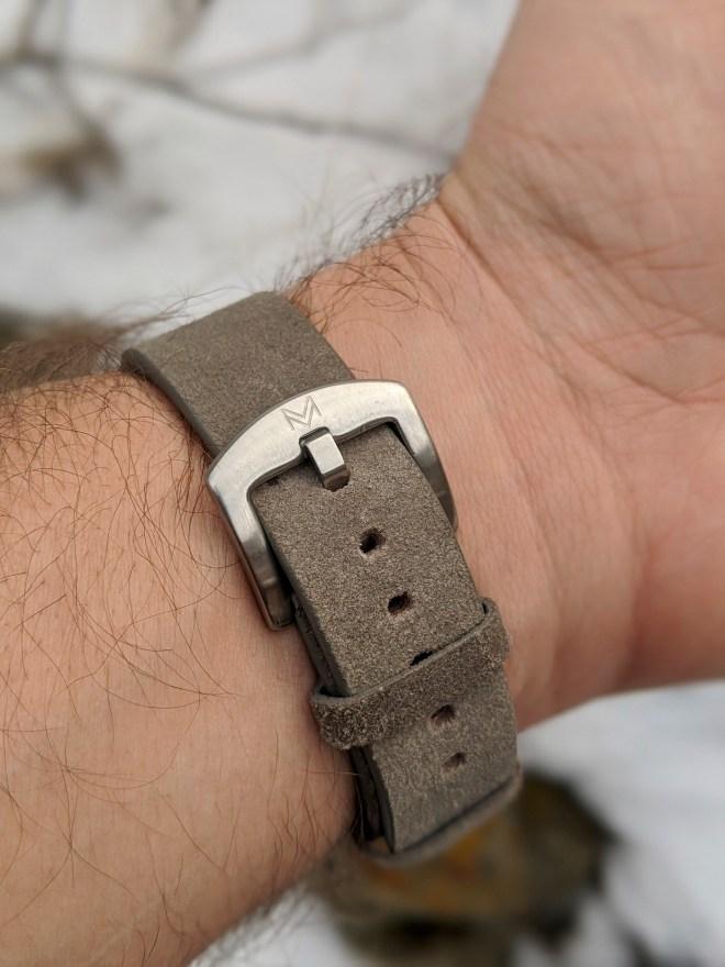 Marnaut Dark Surge Watch Review Wrist Time Reviews