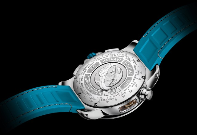First Look: Carl F. Bucherer Debuts Patravi TravelTec Color Edition Four Seasons Series Watch Releases
