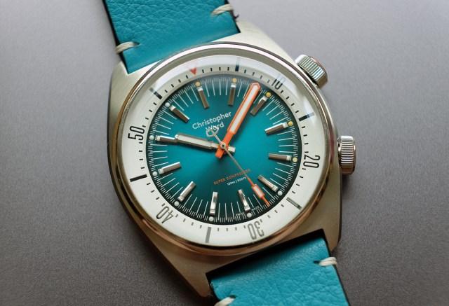 Christopher Ward C65 Super Compressor Watch Review Wrist Time Reviews