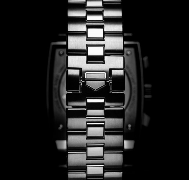 First Look: TAG Heuer Unveils New Black Dial And Bracelet For Monaco Heuer 02 Chronograph Watch Releases