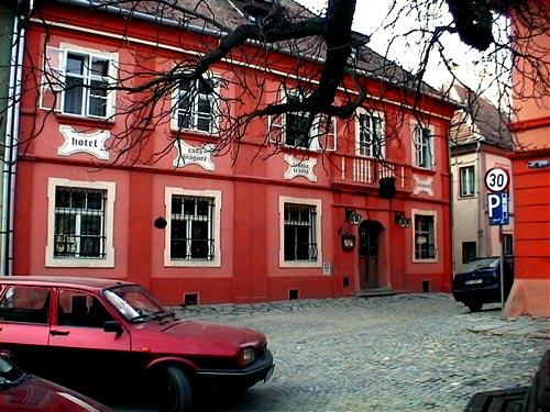 Casa Wagner - Sighisoara, Romania