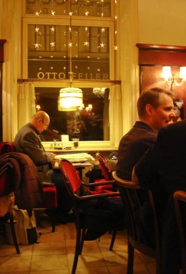 Diglas-002 Café Diglas - Vienna, Austria Austria Vienna  Vienna Food Dessert Coffee