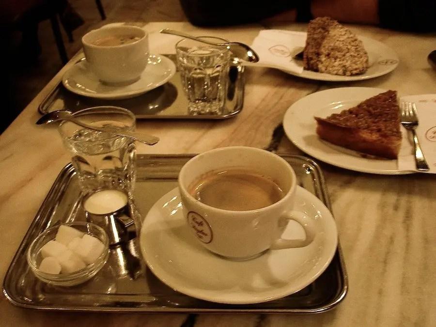 Diglas-010 Café Diglas - Vienna, Austria Austria Vienna  Vienna Food Dessert Coffee