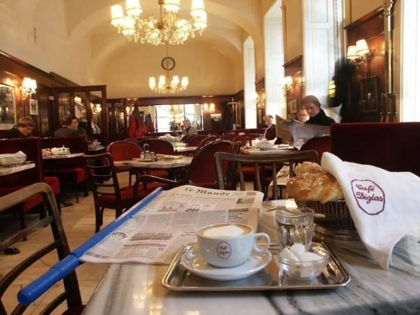 Diglas Café Diglas - Vienna, Austria Austria Vienna  Vienna Food Dessert Coffee