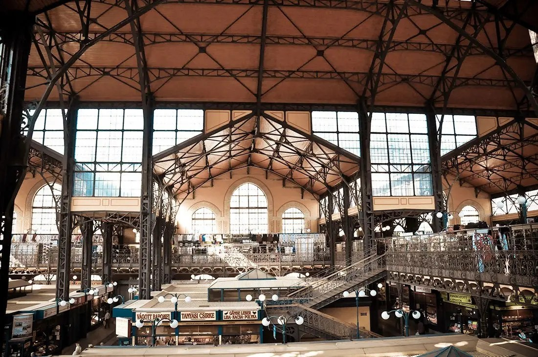 Central Market 004 | Grand Market Hall – Budapest