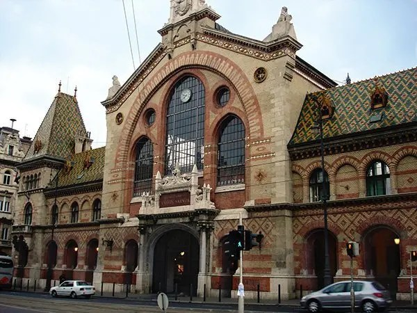 Food-Market-002 Grand Market Hall - Budapest, Hungary Budapest  Markets Hand Crafts Food Budapest