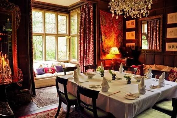 Glencot-House-032 Glencot House  -  Wookey Hole, Somerset, England UK West Country  Wookey Hole Wells UK Somerset Review Hotel