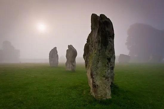 ave-5 Avebury Ring  -  Wiltshire, England UK West Country  Wiltshire Neolithic National Trust Megaliths Avebury