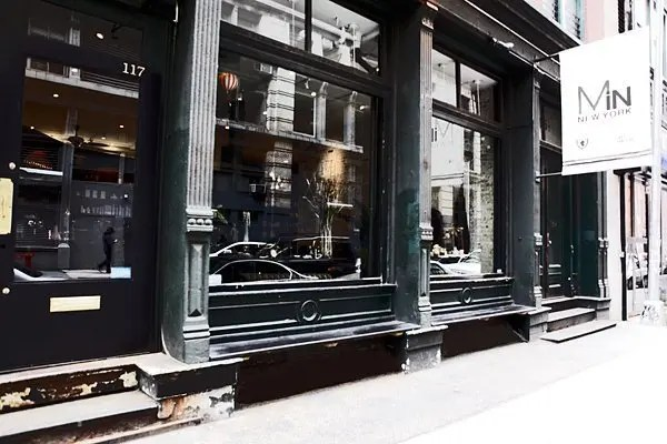 exterior MiN New York - NYC, NY New York  Soho Perfumes NY New York Gifts Chic Apothecary