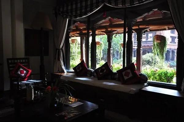 Dwarikas-Hotel_004 Dwarika's Hotel  -  Kathmandu, Nepal Kathmandu Nepal  Vegetarian Nepal Nawari Kathmandu Hotel Culture Cool