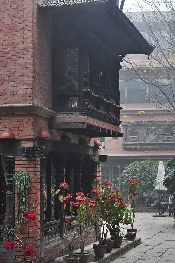Dwarikas-Hotel_042 Dwarika's Hotel  -  Kathmandu, Nepal Kathmandu Nepal  Vegetarian Nepal Nawari Kathmandu Hotel Culture Cool