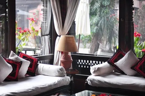 Dwarikas-Hotel_055 Dwarika's Hotel  -  Kathmandu, Nepal Kathmandu Nepal  Vegetarian Nepal Nawari Kathmandu Hotel Culture Cool