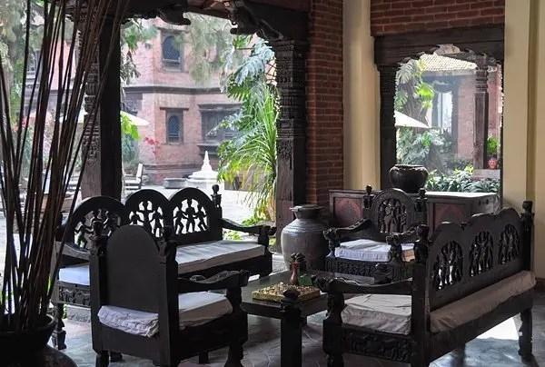 Dwarikas-Hotel_058 Dwarika's Hotel  -  Kathmandu, Nepal Kathmandu Nepal  Vegetarian Nepal Nawari Kathmandu Hotel Culture Cool