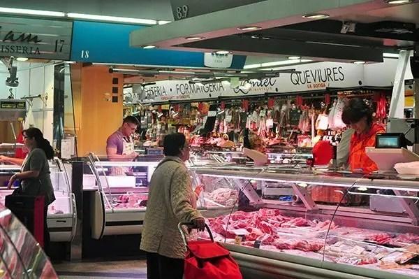 Santa-Caterina-Market_001 Santa Caterina Market  -  Barcelona, Spain Barcelona Spain  Spain Markets Food Barcelona