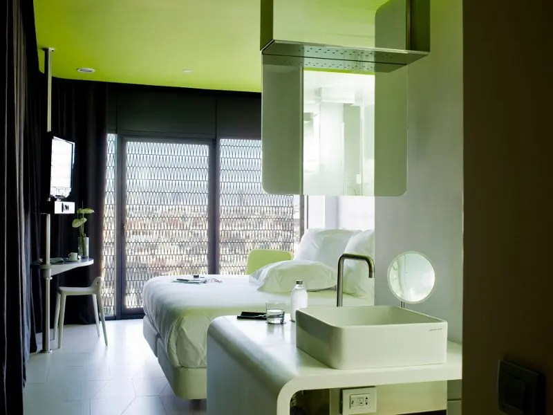 room-deluxe-97-hotel-barcelo-raval21-50293 Barceló Raval Hotel  -  Barcelona, Spain Barcelona Spain  Spain Raval Hotel Barcelona