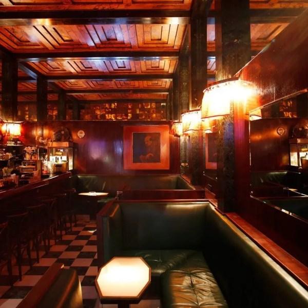 Loos American Bar  –  Vienna