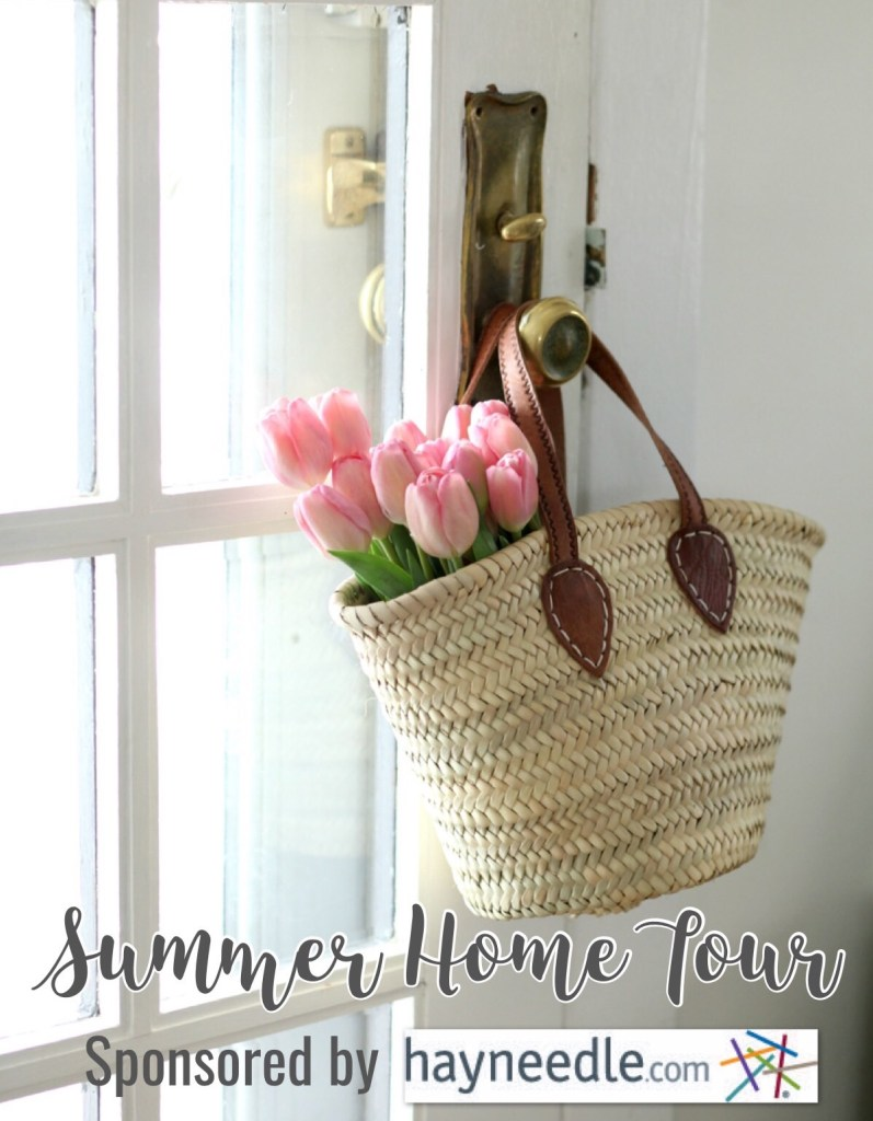 summer, summer decor, farmhouse