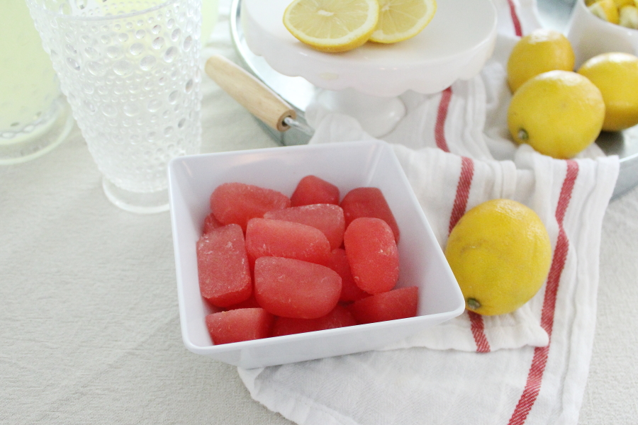 watermelon, lemonade, summer - www.abluenest.com