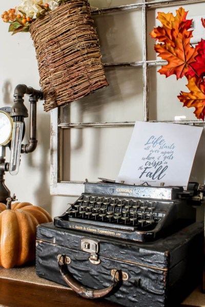 Neutral Fall Printable