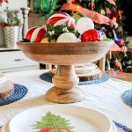 Quick & Easy Christmas Centerpiece
