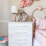 Vintage Dresser Makeover with Milk Paint