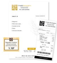 édition et création de ticket