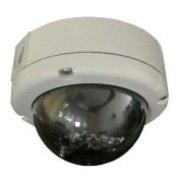 caméra dôme de vidéosurveillance