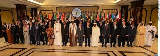 3rd Arab-African Summit in Kuwait City