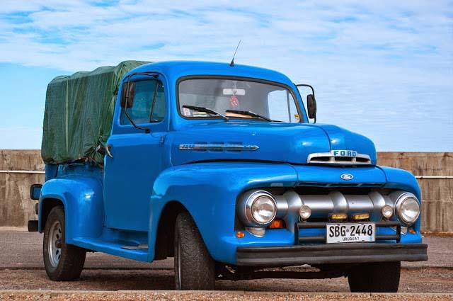 Ford F1 Pickup in Piriapolis