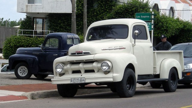Ford F1 Pickup in La Barra