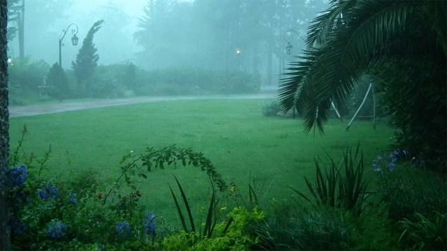 Stum, Gewitter, Starkregen in Solís