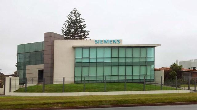 Siemens-Gebäude
