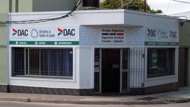 DAC-Filiale in Pando (Independencia 1100)