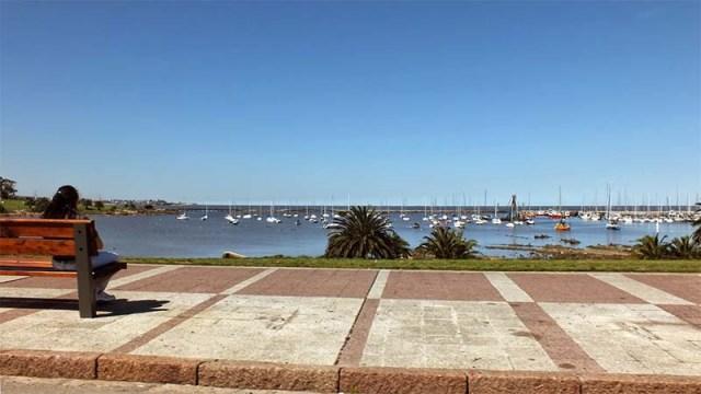 Jachthafen Montevideo