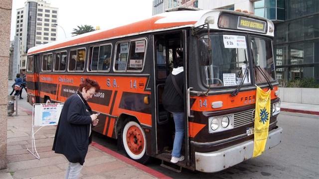 Historisches Transportmittel