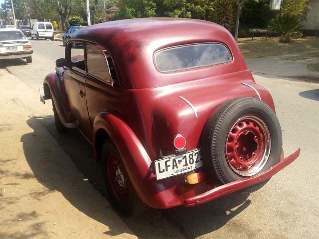 Opel Olympia 35
