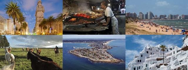 Uruguay und seine Vielfalt